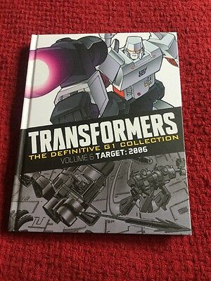Transformers The Definitive G1 Collection - Volume 6 Target: 2006