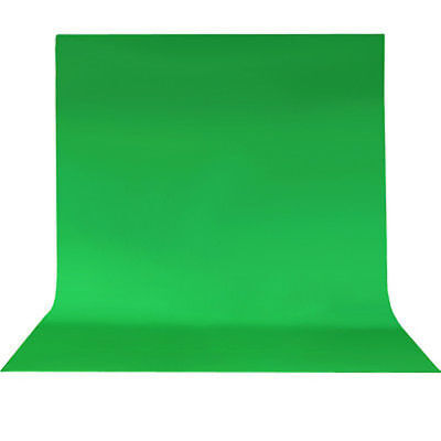 10x20ft Green Muslin Backdrop Photo Video Photography Background Wrinkle Free