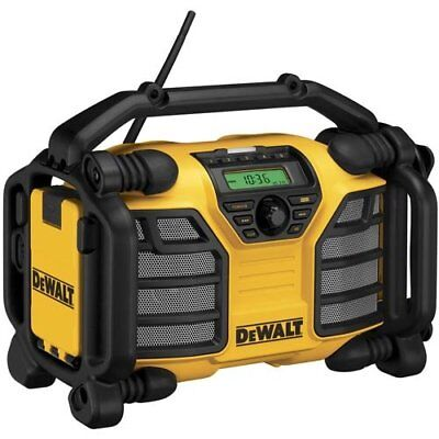 DEWALT DCR015R 12V 20V MAX Worksite Cordless Battery Charger & Radio