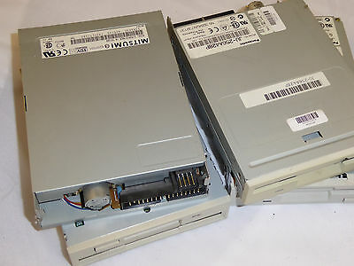 "Job lot of FOUR 3.5"" Diskette drives"