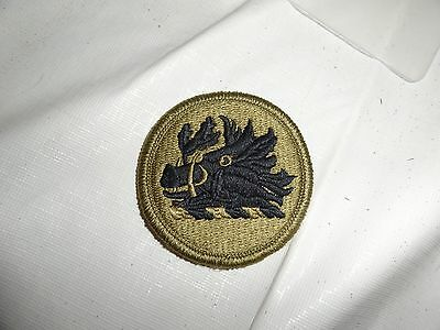 Military Patch Us Army Ocp Hook And Loop Georgia National Guard