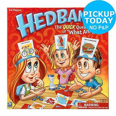 Hedbanz Game - 2 or More Players. From the Official Argos Shop on ebay