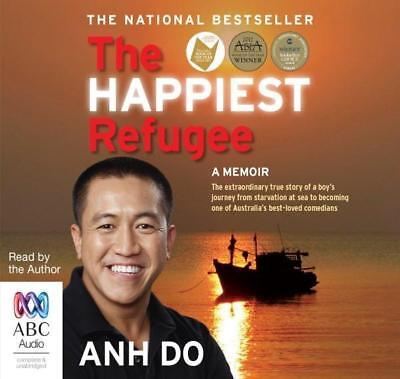 NEW The Happiest Refugee By Anh Do Audio CD Free Shipping