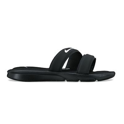 New Nike Ultra Comfort Slide Women's Sandals size 6 7 8 9 Black