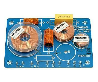 HW3/80NG-8OHM Visaton Crossover , 3 Way , 8 Ohm