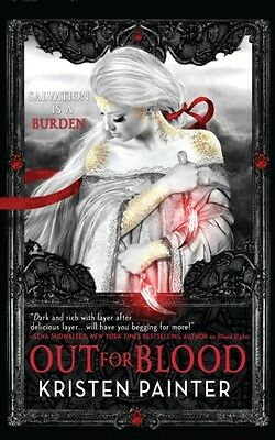 Out for Blood: House of Comarré: Book 4 (Paperback), Painter, Kr. 9780356502106