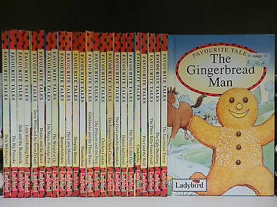 Ladybird - Favourite Tales - 25 Books Collection! (ID:46981)