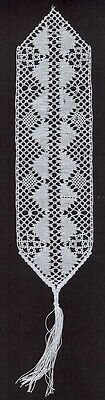 Spot the Difference Bobbin Lace Pattern Lacemaking *PATTERN ONLY*
