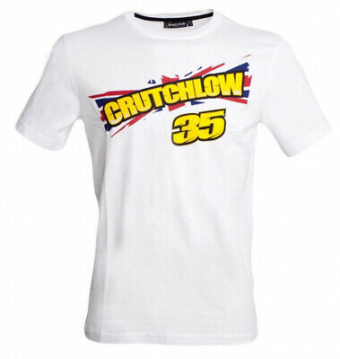 VR46 Cal Crutchlow 35 MotoGP Junior Top - White