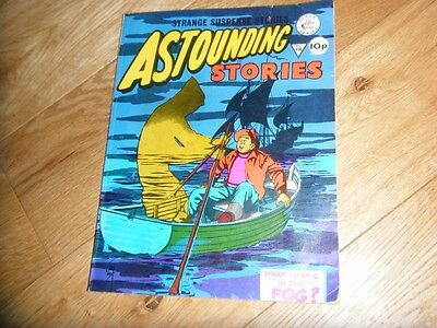 ASTOUNDING STORIES No116  WHAT LURKS IN THE FOG