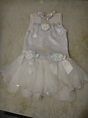 Childs A Wish come true dance outfit, stained, sm. child 5-7
