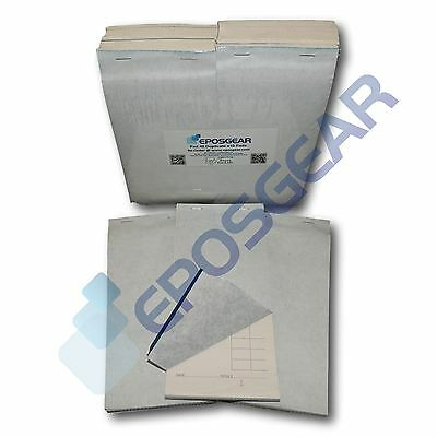 200 Jumbo Carbon Copy Duplicate Restaurant Cafe Pub Food Numbered Order Pads