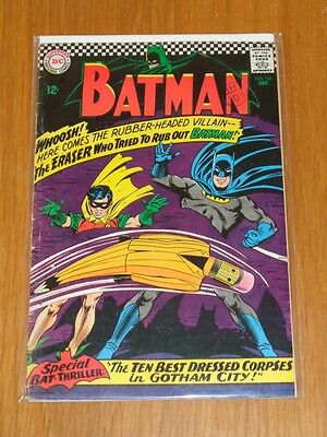 Batman #188 Vg+ (4.5) Dc Comics December 1966
