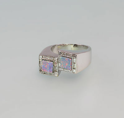 7925007 Diamant-Opal-Ring Gr. 58