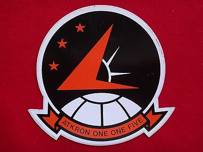 US Navy Attack Squadron One One Five ATKRON VA-115 Decal Sticker *Never Used*