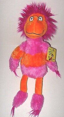 New Kohls Cares Plush There's a Wocket in My Pocket Dr Seuss Stuffed Animal Toy