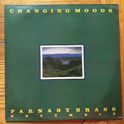 Farnaby Brass Ensemble - Changing Moods UK 1987 LP Merlin Recs