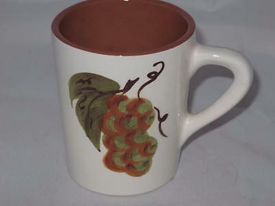 Stangl Orchard Song Coffee Tea Mug U.S.A. Grapes Hard to Find