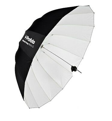 "Profoto Deep White Lighting Photo Studio Umbrella, XL, 65"" (165cm) 100980"