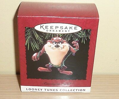 1994 Hallmark Ornament ~ Tasmanian Devil  .. Taz of Looney Tunes