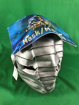 1998 Lost in Space Movie Vinyl Rubber Mask NEW on Card