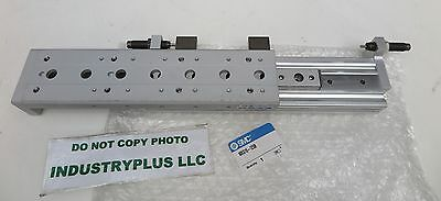 NEW SMC MXS16-125B Guided cylinder slide table, dual rod
