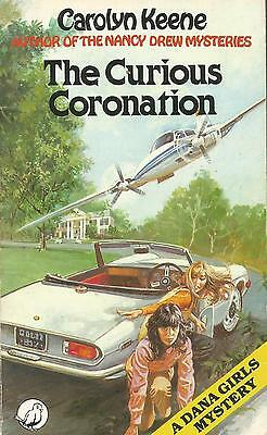 The Curious Coronation by Carolyn Keene - Paperback - S/Hand