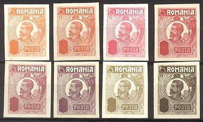 ROMANIA Essay Group - 1920 Ferdinand Type