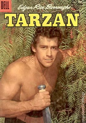 Tarzan (1948-1972 Dell/Gold Key) #82 GD/VG 3.0 LOW GRADE