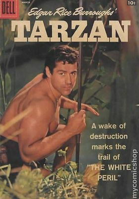Tarzan (1948-1972 Dell/Gold Key) #102 GD/VG 3.0 LOW GRADE