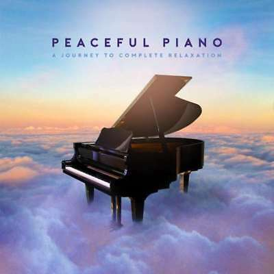 Various Artists - Peaceful Piano NEW CD