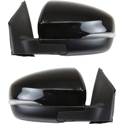Mirror Set For 2010-2015 Mazda CX-9 Left & Right Heated Manual Folding