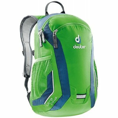 Deuter Ultra Bike Kids / Childrens Cycling Backpack / Bag Green - 10 Litres