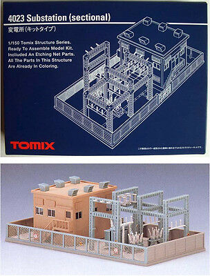 Tomix 4023 Substation (N scale)
