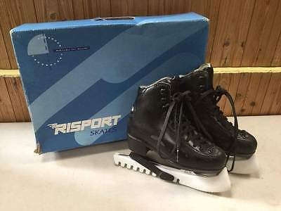 Risport Skates RF4 - Ice / Figure Skating with Box   #286