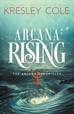 NEW Arcana Rising By Kresley Cole Paperback Free Shipping