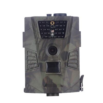 Outdoor 60Degrees Detection Angle Scouting Hunting Digital Infrared Trail Camera