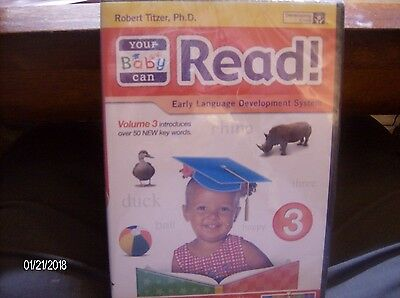 your baby can read dvd volume 3
