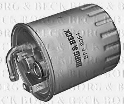 Genuine OE Borg & Beck FUEL FILTER BFF8054 OE 6110920201 - Single