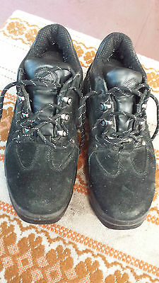 Bata Steel tipped work safety shoes