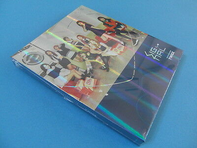 Twice - Signal 4Th Mini Album [C Ver.] Cd +Special 10 Photocard+ 3 Unfold Poster