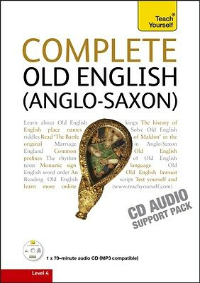 Complete Old English: Teach Yourself (Audio Support) (Audio CD), . 9781444104202