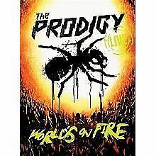 The Prodigy - Worlds On Fire (Limited Digipack) NEW CD/DVD