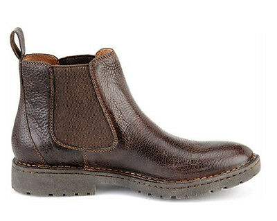 New Born Men's Julian Ankle Boot Chocolate 10