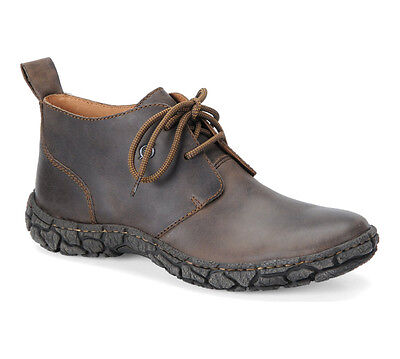 New Born Men's Charger Ankle Boot Ironstone 10.5