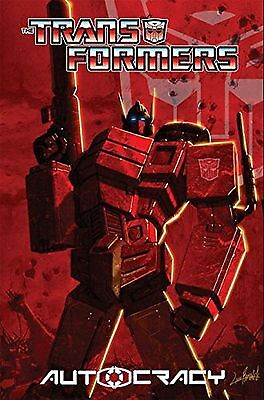 Transformers: Autocracy (Transformers (Idw)) NEW BOOK