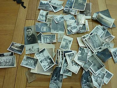 Ww2 And Other Military Original Photos X 100