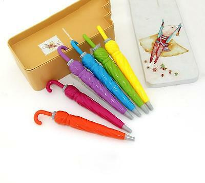 Colorful Cute Umbrella pen Office School Supplies Student gel pen SP6