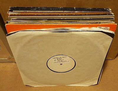 "Collection Of Drum & Bass 12"" Vinyl/records - Lot 1"