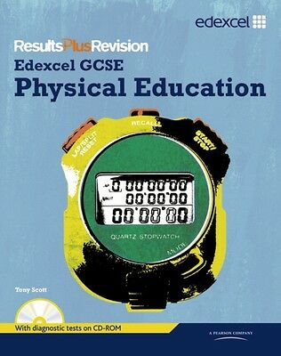 GCSE Physical Education SB+CDR: Student Book (ResultsPlus Revisio. 9781846905889